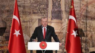 أصبحت تركيا أكثر انفتاحا على المنطقة العربية منذ وصول حزب العدالة والتنمية إلى الحكم