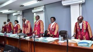 La Cour suprême a rejeté le recours des opposants de Museveni contre la suppression de l'âge limite de 75 ans pour les candidats à la présidence.