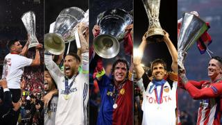 18 títulos europeos han ganado los equipos españoles desde 2000.