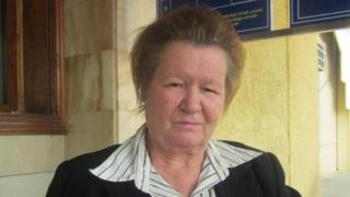 Марҳум Полина Браунерг