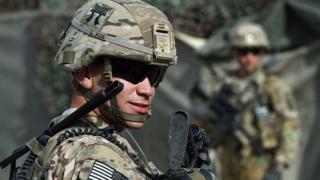 هنوز ۱۳،۰۰۰ پرسنل نظامی ناتو در افغانستان حضور دارند که بیشترشان آمریکایی اند