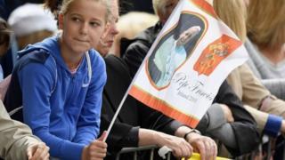 сторонники папы Франциска