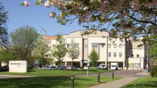 Royal United Hospital Bath NHS Trust