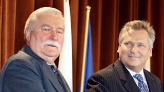 Валенса та Квасьнєвський