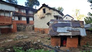 Поселение в Непале