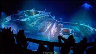 不少展覽已經通過數字手段將沉船還原。