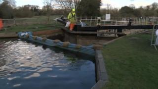 Sheffield Lock