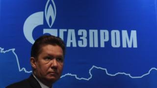 """Голова правління """"Газпрому"""" Олексій Міллер"""