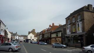 Pocklington Market Square