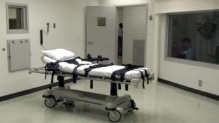 lethal injection room, alabama