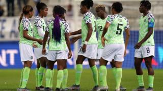 Super Falcons lose to Norway for FIF Women World Cup