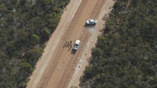 The bodies of three best friends were found on the Lake King-Norseman Road, south-east of Perth