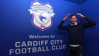 Emiliano Sala:  No hope  for missing Cardiff City player