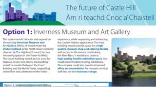 Inverness Castle option document