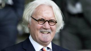 Billy Connolly in August 2019