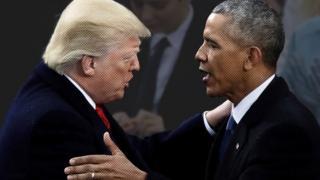 اوباما و ترامپ