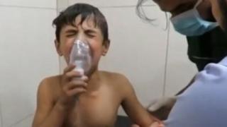 شام، اقوام متحدہ، کیمیائی ہتھیار