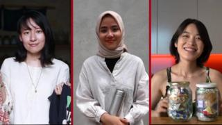 Three zero-waste champions from Asia.
