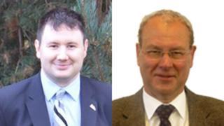 Alastair Majury and Robert Davies