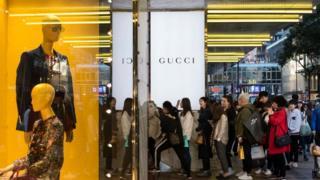許多海外代購會幫忙購買奢侈品