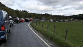 A9 diversion route delays