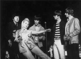 The Beatles ve Zsa Zsa Gabor