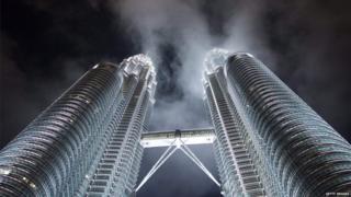 पेट्रोनस टावर, मलेशिया
