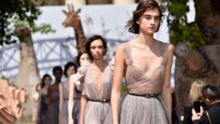 Christian Dior defile