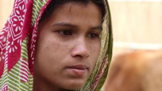 మమిళ, మేఘాలయ ర్యాట్ హోల్ గని బాధితురాలు