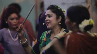 पाकिस्तान में नवरात्रि पूजा