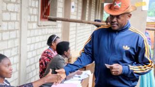 Prezida Nkurunziza