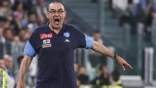 Sarri est le cinquième technicien italien à diriger Chelsea durant les 15 dernières années.