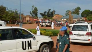 Abasirikare ba ONU bariyongeye i Beni kubera ikiza ca Ebola