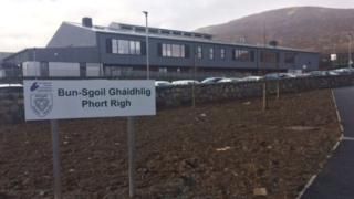 Portree's Gaelic Primary School