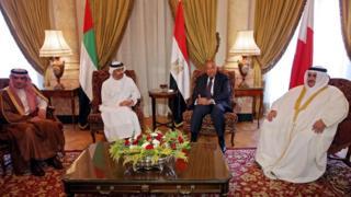 قطر بحران