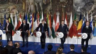یورپی رہنما