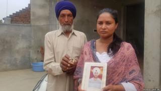 मूसल में मारे गए भारतीयों के परिजन