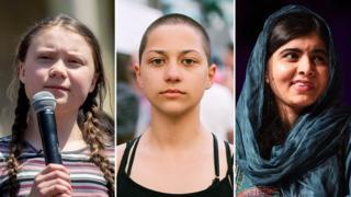 ۵ نوجوانی که جهان را دگرگون کردند