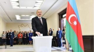 seçkilər 2018, prezident kim oldu, yeni prezident, İlhamƏliyev, neçə faiz səs yığıb