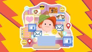 گرافیک کودک و اینترنت