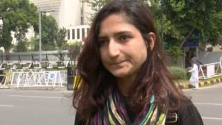 تطہیر فاطمہ نے سپریم کورٹ میں دائر درخواست میں اپنا نام 'تطہیر بنت پاکستان' لکھا ہے