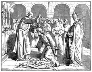 Генрих II таажы кийген учур. Матильда болбогондо уулуна такты буйрубай калмак