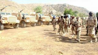 Boko Haram dey worry Nigeria north east and Cameroon north west region