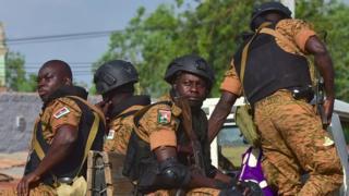L'attentat a eu lieu dans l'Est du Burkina.