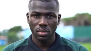 AFOTY 2018 Kalidou Koulibaly
