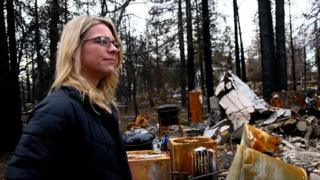 The most destructive wildfire in Californian history destroyed the town of Paradise. This is what life looks like for survivors.