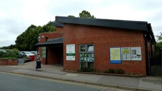 Hungerford library