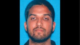 Syed Rizwan Farook is seen in his California Department of Motor Vehicles photo