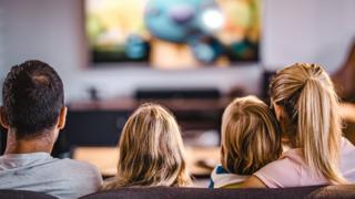 Families self-isolating at home have led to soaring ratings for broadcasters and news services