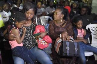 Environ 600 Nigérians se sont inscrits pour être évacués d'Afrique du Sud.